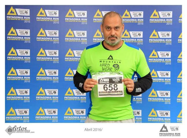 PATAGONIA RUN - SAN MARTIN DE LOS ANDES/AR - 2016 - 100KM
