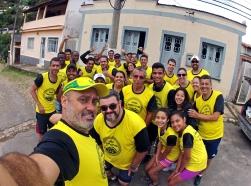 2ª CORRIDA E CAMINHADA FAMÍLIA AZEVEDO - SANTA ISABEL DO RIO PRETO- VALENÇA/RJ - 7KM - 2016