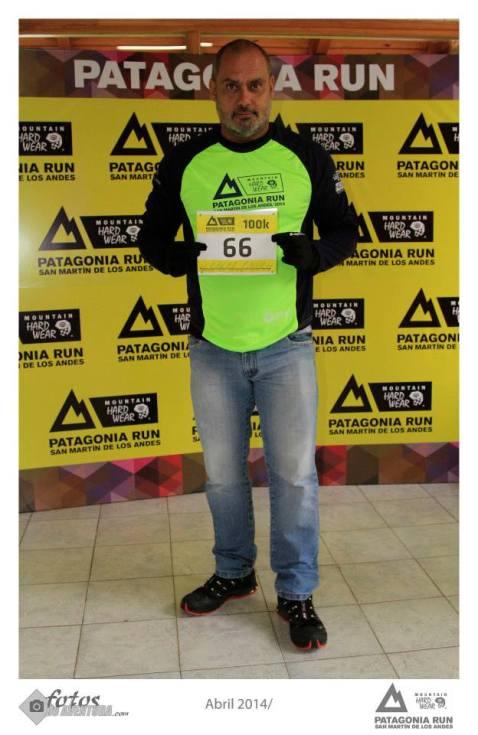 PATAGONIA RUN - SAN MARTIN DE LOS ANDES/AR - 2014 - 100KM