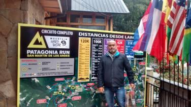 PATAGONIA RUN - SAN MARTIN DE LOS ANDES/AR - 2015 - 100KM